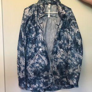 lululemon run jacket